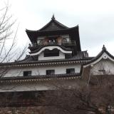 愛知の国宝・犬山城に登ってきた
