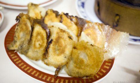 餃子のマイベストワンに決定した「餃子李」はコスパも最強なんですよ