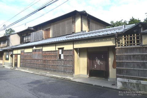 京都の贅沢朝ごはん♪「瓢亭」で食べる4,500円の贅沢な朝粥