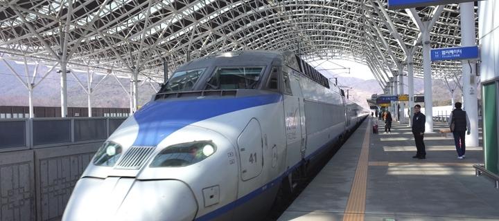 韓国の新幹線「KTX」は日本語しかわからなくても乗れた