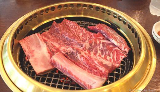 韓国・水原「佳甫亭」で名物のカルビを焼いてきた