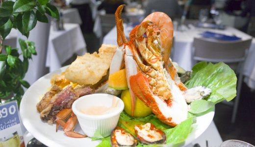 港の夜景も素敵♪「Nick's Seafood」で食べる絶品シーフード