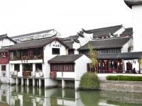 上海から近い水郷「七宝」は観るより食べるが正解