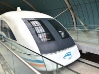 上海の空港~市内を往復する世界最速のリニアモーターカー「マグレブ」に乗った