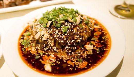 ミシュランに載った四川料理「渝信川菜」は一人旅にうれしい小盛注文OK #上海旅行