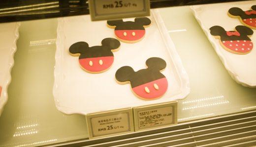 【上海ディズニー】絶対食べたい可愛すぎるスイーツたち