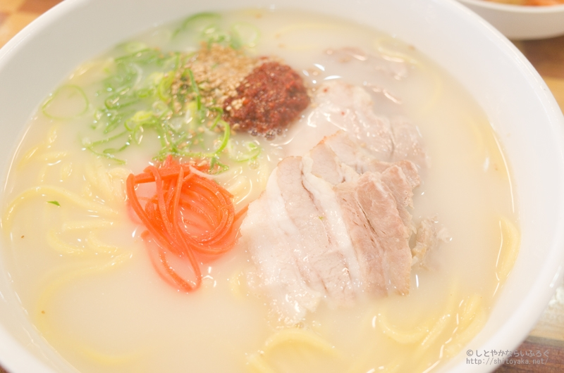 済州島名物のコギ・グクスを食べに「三代グクス会館」に行ったけれど #済州島