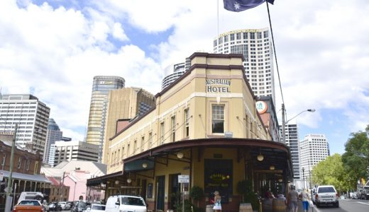 ビール党はたまらん!「オーストラリアンヘリテージ」のビール&ピザがウマー! #シドニー