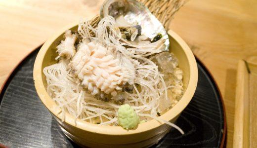 外宮参道「鈴木水産」で食べる、新鮮な魚介ごはん #伊勢の旅