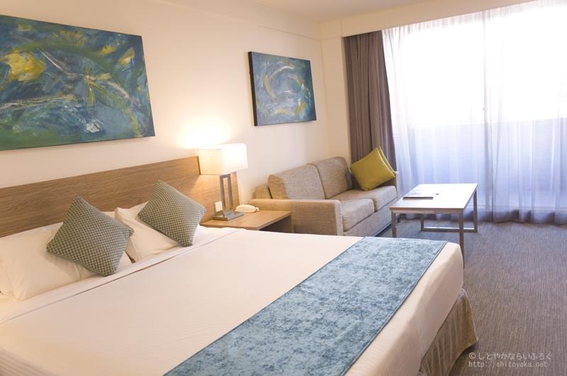 コスパ抜群「メトロアスパイアホテルシドニー」の滞在雑感  #シドニーの旅