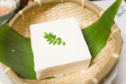 名物の大山豆腐を「とうふ処 小川家」でたらふく食べた  #大山 #寺社詣