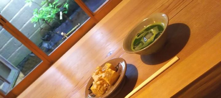 興福寺界隈のお散歩に立ち寄りたい「柳茶屋」で名物・わらび餅をいただく #奈良 #スイーツ