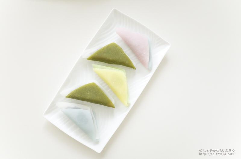 京都駅限定! 鶴屋吉信(IRODORI)の「生菓子」がカラフルかわいい ♪ #手土産 #和菓子