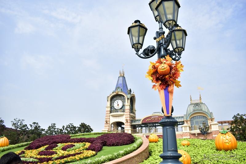 ハロウィンシーズンの上海ディズニーランドに行ってきた #上海旅行