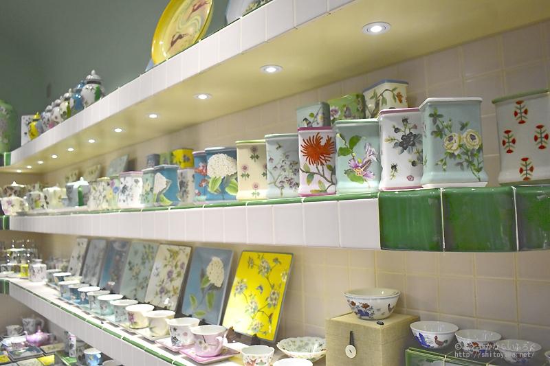 新天地で「ZEN LIFESTORE(ゼンライフストア)」のシノワズリな陶器を買おう♪ #上海旅行