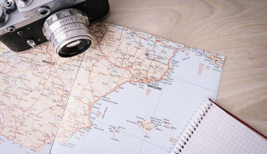 【旅の準備】海外で効率よく観光するためにやっておきたいGoogleMapの作業