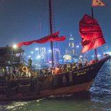 レトロな中国帆船でクルーズ! 「アクアルナ」の乗船ガイド #香港旅行