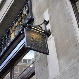 BURBERRY(バーバリー)直営カフェ「トーマス(TOMAS'S)」で味わうイングリッシュブレックファースト #ロンドンの旅行