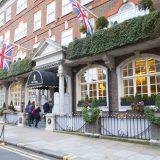 王室ゆかりの5つ星ホテル内「ゴーリング(TheGoring)」でいただくアフタヌーンティー #ロンドンの旅行