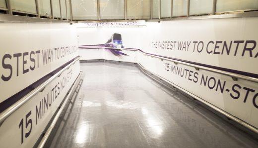 空港からの移動手段「ヒースロー・エクスプレス」はExpediaでおトクになる #ロンドン旅行
