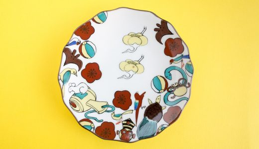 八百萬本舗で体験! KUTANI SEALでデコる、自分だけの豆皿 #金沢旅行