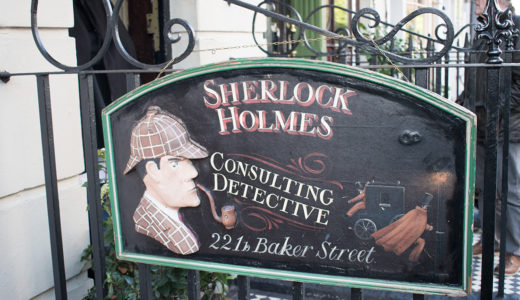ファン必見! ロンドンに来たら「シャーロックホームズ博物館」に行こう