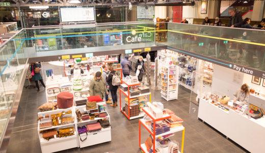 かわいい雑貨の宝庫♪ 「ロンドン交通博物館」のミュージアムショップ
