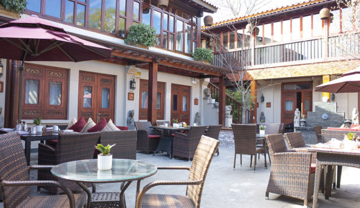 北京のホテル「景山花園酒店(Jingshan Garden Hotel)」宿泊記